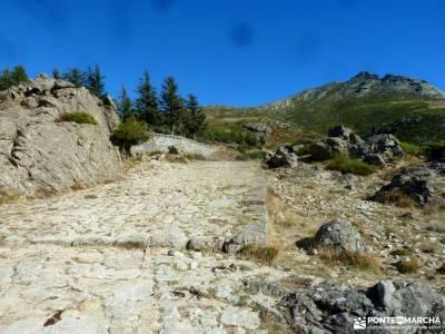 Torozo-Sierra de Gredos-Cinco Villas; viajes turismo activo senderismo por libre andar rápido